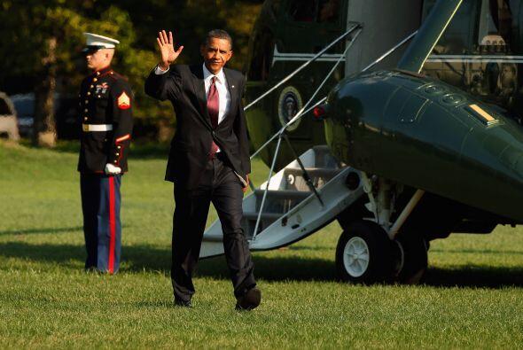 La llegada de Barack Obama a la presidencia en 2009 significó un cambio...
