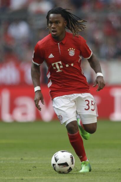 El portugués Renato Sanches no pudo adaptarse al Bayern Múnich y estaría...
