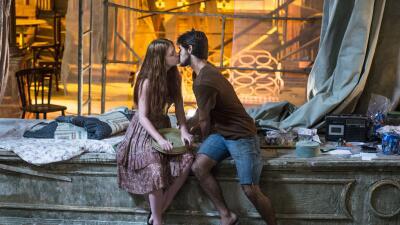 Marina Ruy Barbosa y Felipe Simas protagonizan 'Totalmente Diva'