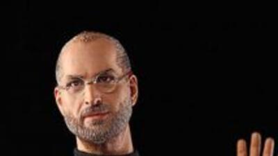 La figura de Steve Jobs es muy parecida al genio de Apple.