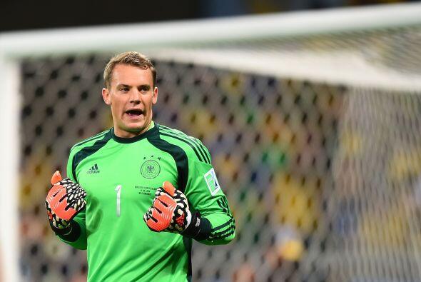 La Federación de Alemania de Fútbol también ha apoyado a los futbolistas...