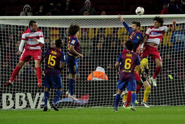 Diego Mainz descontó para el Granada y le puso 'condimento' al du...