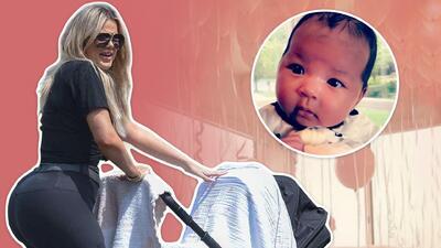 Le ocultan a Khloé Kardashian un dato importante de la carta astral de su bebé True