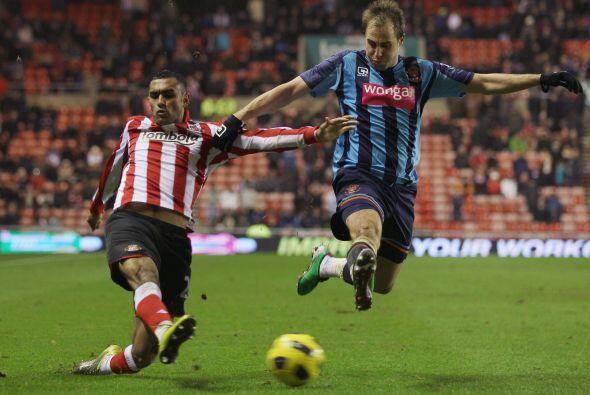 Sunderland y Blackpool protagonizaron otro encuentro.