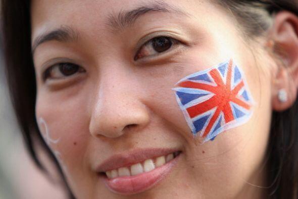 El nacionalismo inglés brota a flor de piel.