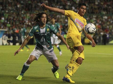 El nivel de fútbol mostrado por León y América en e...