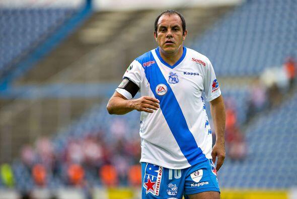 El histórico 10 del fútbol mexicano busca derrotar por primera vez al eq...