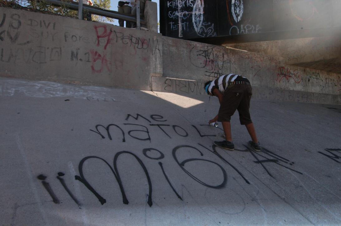 """Me mató la Migra"". La muerte de Sergio Hernández levantó prot..."