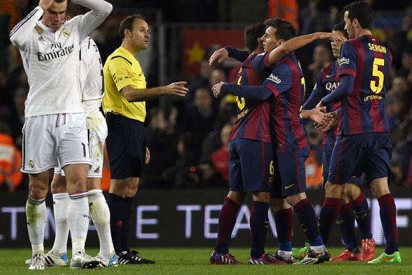 Con este resultado el Barcelona amplía su ventaja a 4 unidades ante el R...