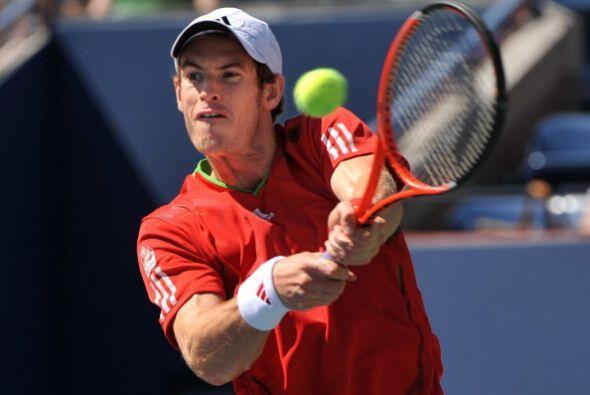 Por primera vez en su carrera, Murray, ha conseguido alcanzar la penúlti...