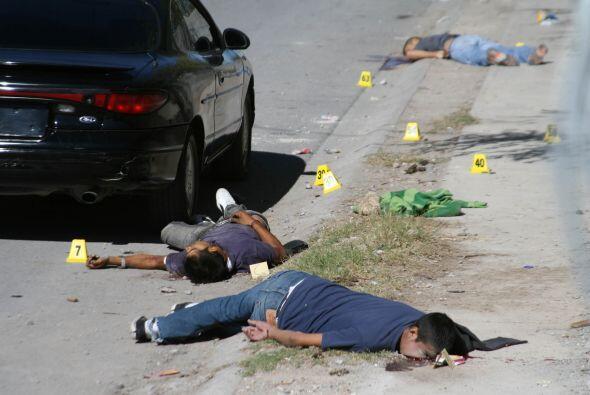 La ciudad fronteriza registró en agosto y septiembre 338 y 289 ejecucion...