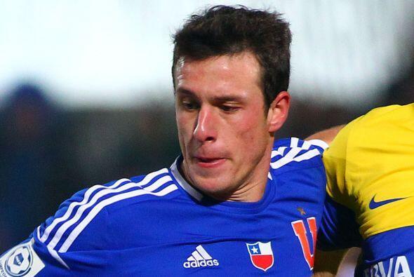 El joven atacante chileno Ángelo Henríquez deja a la U de Chile para for...