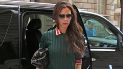 A pesar de lucir una delgada figura, Victoria Beckham se ha declarado fa...