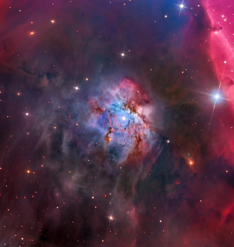Fotografías astronómicas para disfrutar de las maravillas del espacio NG...