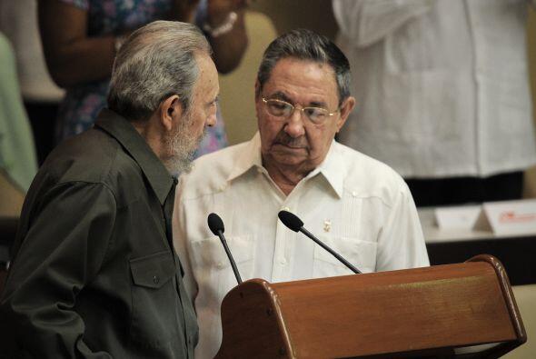 Desde entonces, Raúl Castro lleva la riendas políticas en...