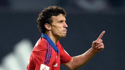 UEFA mantiene sanción al futbolista que dio positivo por cocaína en la Champions League