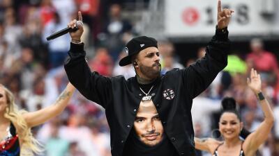 ¿Nicky Jam en líos por 'llevar' a J Balvin al Mundial? Esta es la respuesta a los rumores