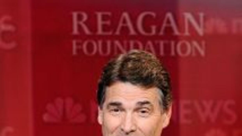 Rick Perry anunció que no buscará la reelección como gobernador el año e...