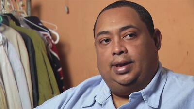 Un hombre vive encerrado en cuatro paredes por su sobrepeso