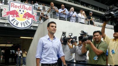 Rafa Márquez y su paso por el NY Red Bulls