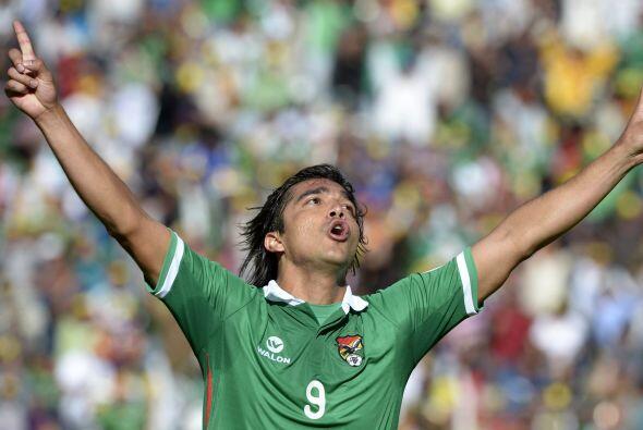 Al Changchun Yatai chino ha llegado el delantero boliviano-brasileño Mar...