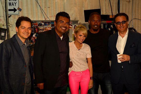 Los actores y el director de Rio 2 se sintieron de maravilla en el progr...