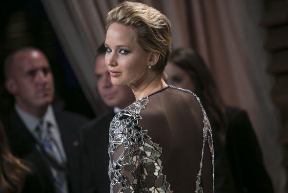 Si nosotros fuéramos Jennifer Lawrence, ya no estaríamos tan preocupados...