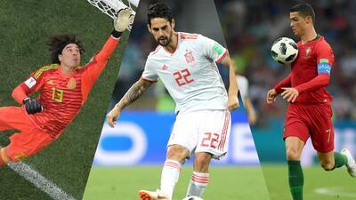 Ochoa, Isco y Cristiano Ronaldo encabezan el once ideal de la J1 del Mundial para Enrique Borja