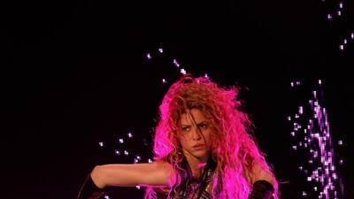 Con este romántico mensaje Shakira recibe el apoyo de Piqué en su regreso a los escenarios