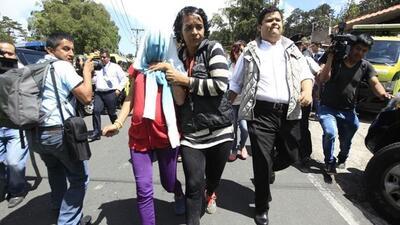 Un incendio en un centro de menores en Guatemala deja al menos 31 muertos
