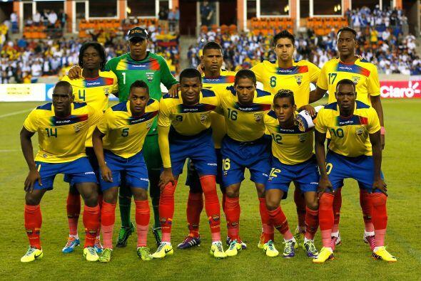 El ecuatoriano es un grupo compacto, de gran técnica y poderoso a la ofe...