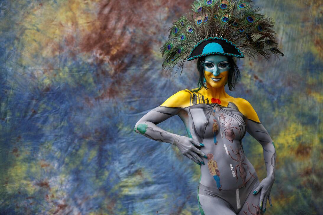 Body Paint Austria