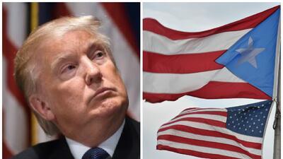 Se regó por redes sociales la supuesta intención de Trump de quitar ciud...
