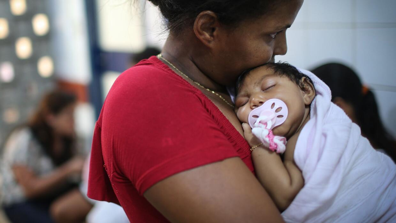 salud zika bebe