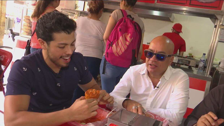 Conoce las 'Tortas Ahogadas' de Guadalajara con Rafa Cerdán y los chicos...