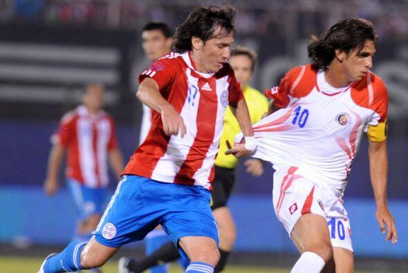 Los goles del local fueron convertidos por Enrique Vera y Cristian Riveros.