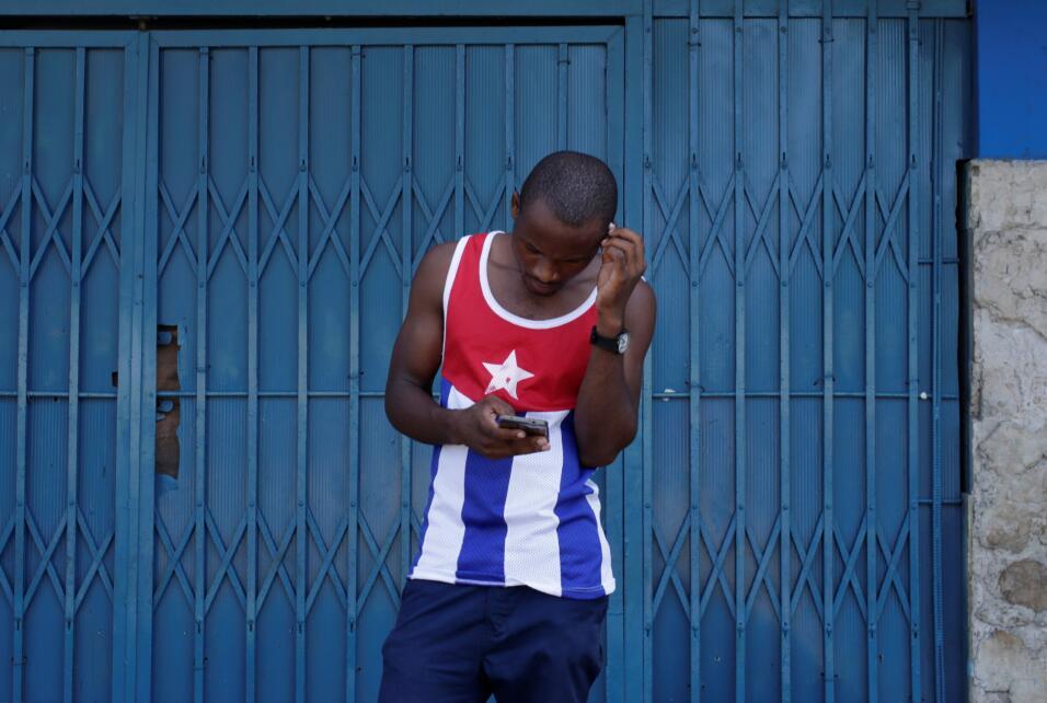 Smartphone Cuba