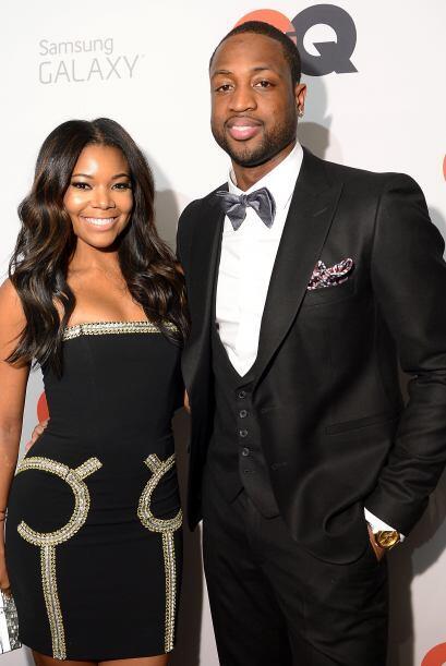 Gabrielle sólo dijo que ella y su pareja, Dwayne Wade, se la pasan viend...