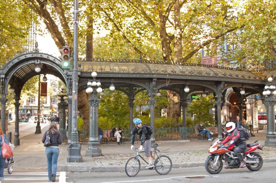 Las 10 ciudades de EEUU donde más gente va al trabajo en bicicleta 6seat...