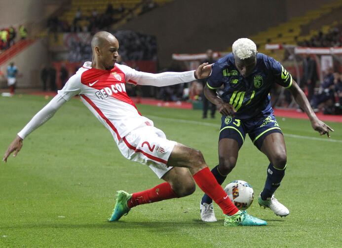 Tras la excelente temporada en el Mónaco, Fabinho podría cambiar de band...