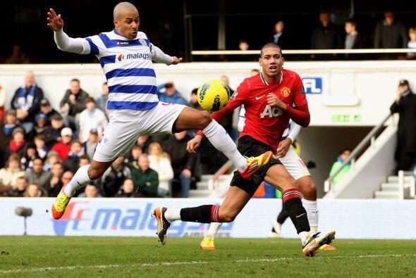 El QPR dejó ir sus pocas opciones de gol y el duelo acabó contriunfo par...