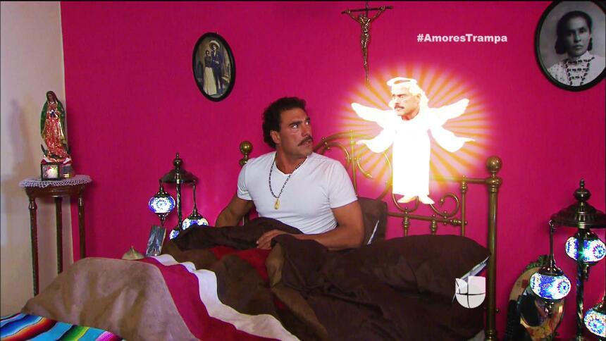 ¡Facundo es un angelito muy travieso!