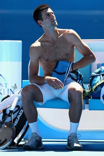 Ahora, el serbio espera poder adjudicarse el segundo Grand Slam del año,...