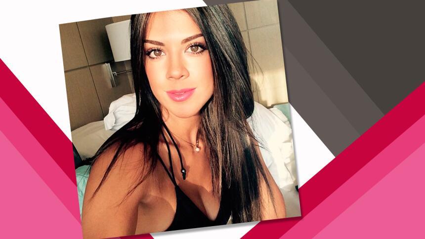 Carolina Ramírez: Esta colombiana de Miami fue la primera finalista de l...