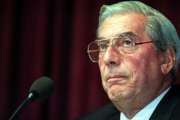 Álvaro Vargas Llosa, hijo del novelista, dijo con humor que lo bueno de...