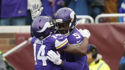 Vikings 38-17 Bears: 4 pases de TD para Bridgewater, Minnesota cerca de...