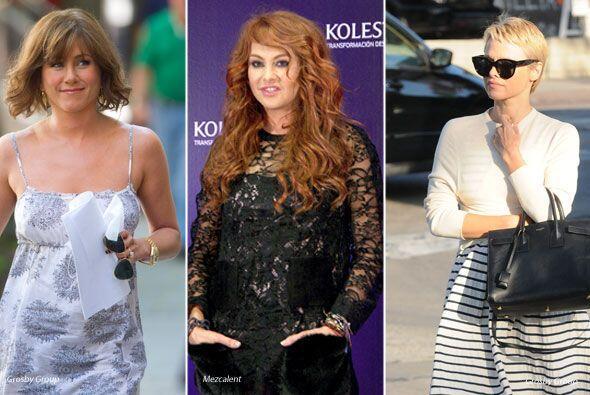 Estos son algunos de los cambios de looks que nos sorprendieron durante...