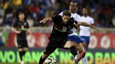 La selección de Cabo Verde sorprendió a un cuadro alternativo de Portuga...