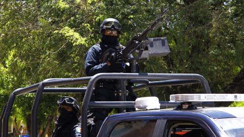 En el fronterizo estado de Chihuahua existe una guerra abierta entre el...