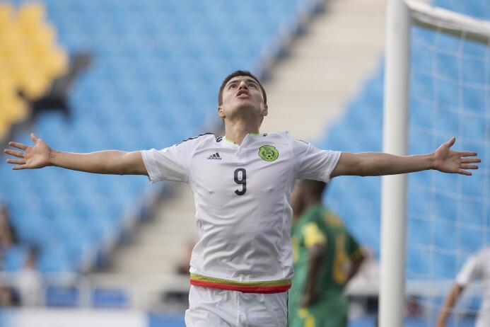 México clasificó al quinto partido del Mundial Sub-20 tras vencer 1-0 a...